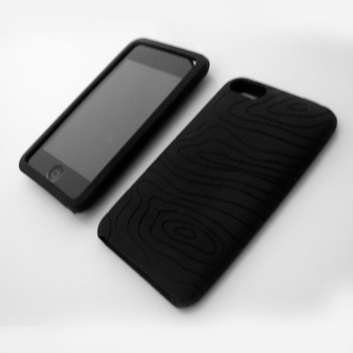 TouchMic Silicone iPod Touch Cover