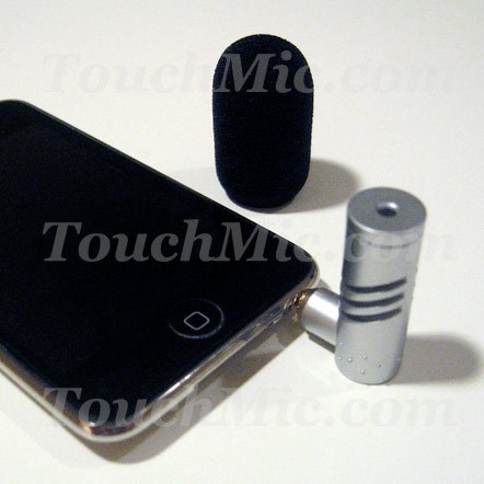 TouchMic MityMic - Voice Recording and Interview Mic